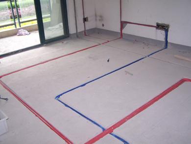 家庭装修中水电改造的标准